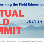 Virtual Field Summit 2020: Combined Opening, Plenary and Panel Discussion Sessions